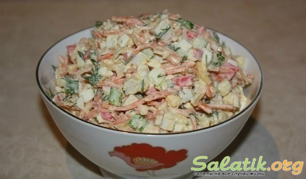 салат валерия фото
