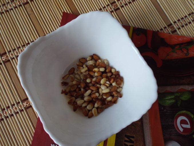 Кедровые орешки