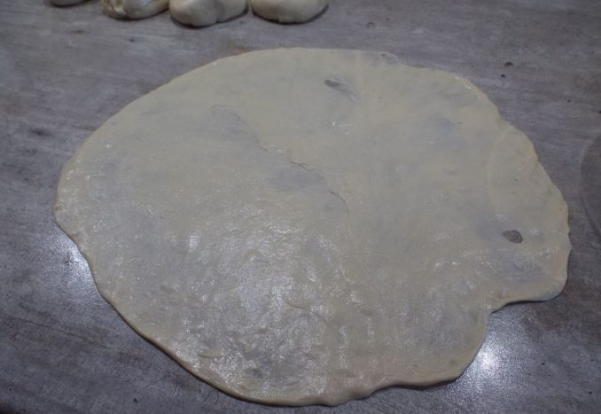 Катлама с луком