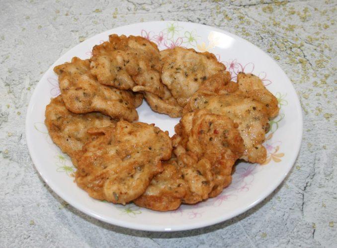 Котлетки из куриной грудки