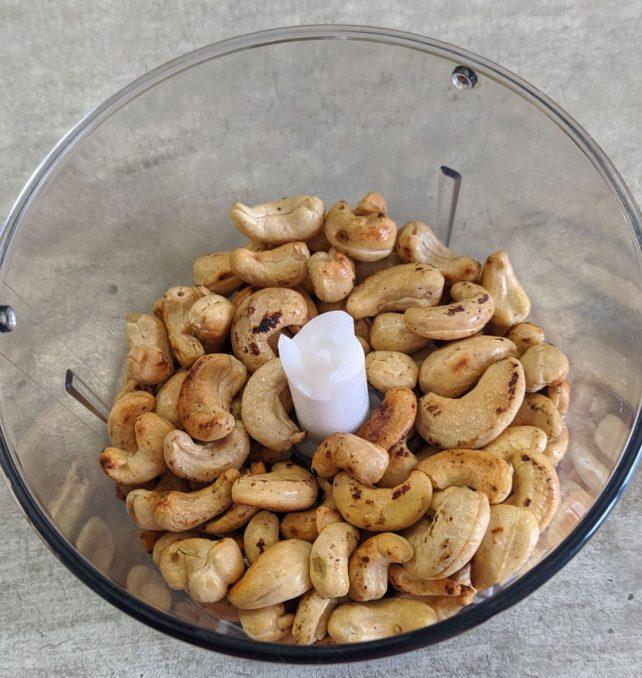 Орехи обжаренные (кешью)