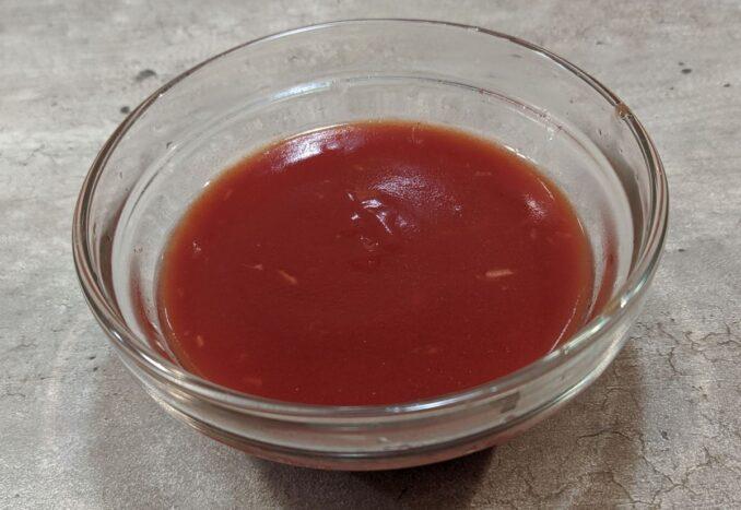 Кетчуп с корицей