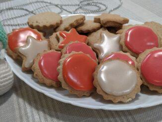 Печенье фигурное